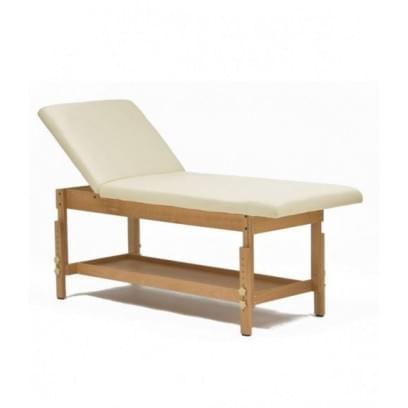 Стационарный двухсекционный массажный стол MM-1А